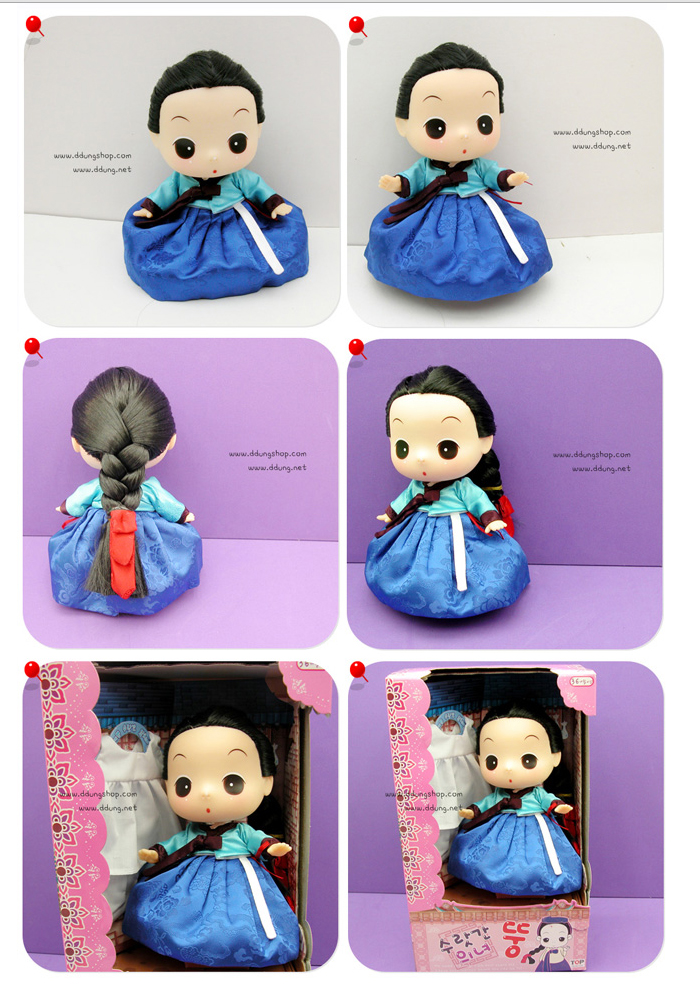 Collection-DDUNG-Doll-Korea-Joseon-Dynasty-Costume-ddung-Doll-Kids-Gift-_-Blue