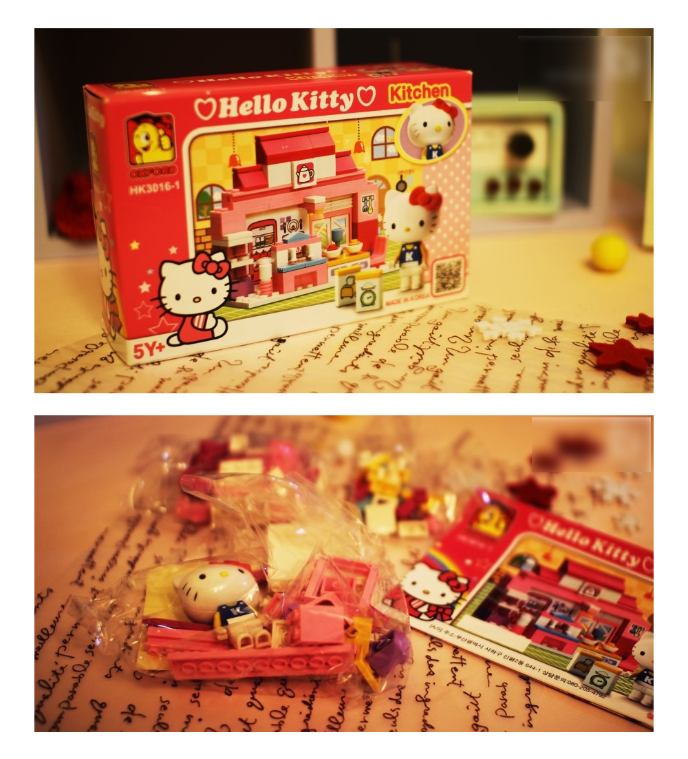 Oxford-Lego-Style-Kids-Block-Toy-Hello-Kitty-Kitfhen-HK3016-1